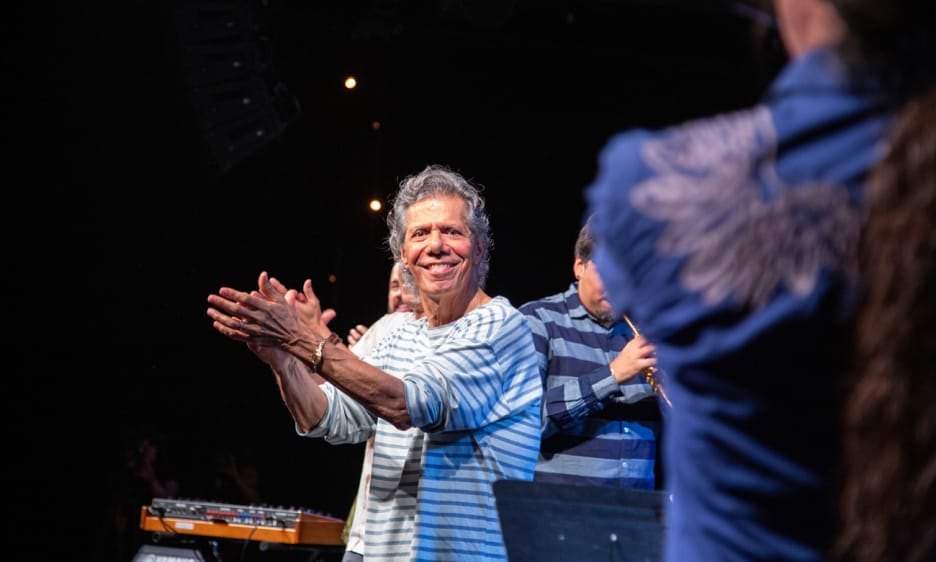 Chick Corea: In The Present Tense