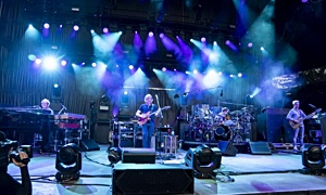 Interview with Phish offer Tahoe Evacuees Phish Haven at Shoreline Amphitheatre