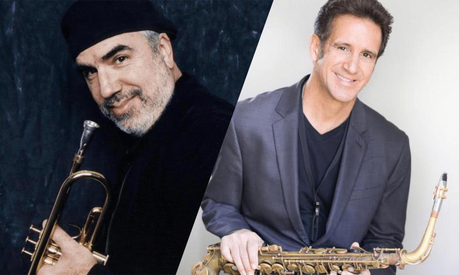 Randy Brecker & Eric Marienthal: Aces