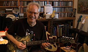 """Bill Frisell, A Portrait"" Now Available on BluRay, DVD and VOD"