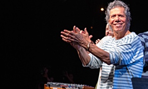 Read Chick Corea: In The Present Tense