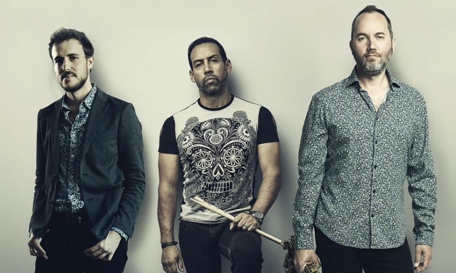 Trio Grande: Three instruments, three nationalities, one supergroup