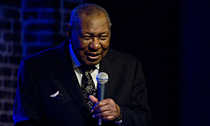 Read Freddy Cole Leaves The Stage