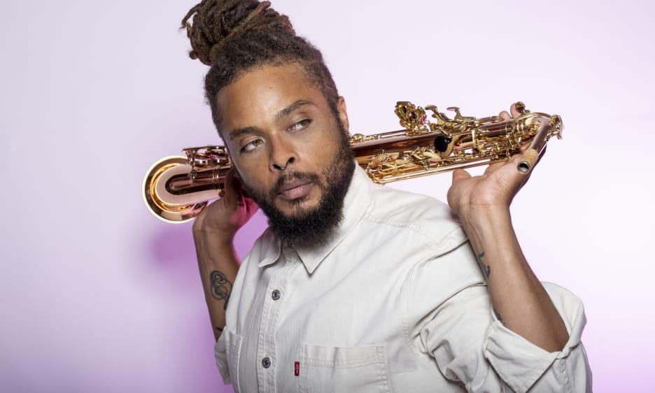 Logan Richardson:  To Boldly Go Where No Jazz Has Gone Before