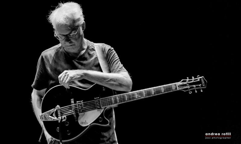 The indefatigable Bill Frisell