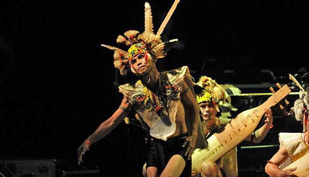 Borneo Jazz 2012