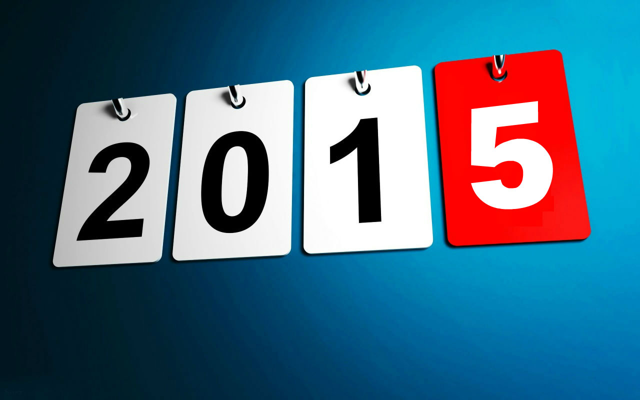 Il 2015 in rassegna