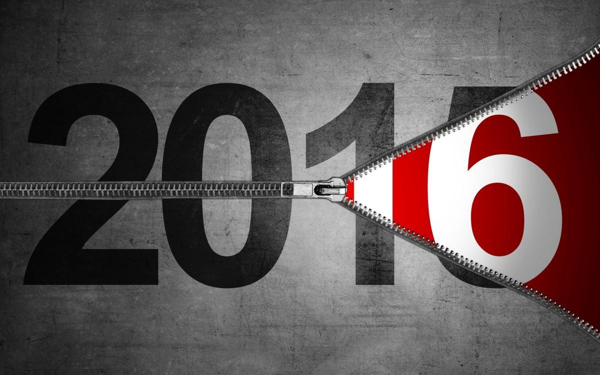 Il 2016 in rassegna