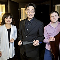 "Award Winning Musician And Bandleader Tatsuya ""Tat"" Yoshinaga Performs At Les Zygomates In Boston With The XTY Jazz Trio"