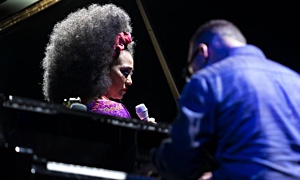 Interview with Gonzalo Rubalcaba & Aymee Nuviola At Fano Jazz By The Sea 2021