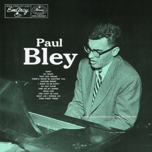 Paul Bley: Early Trios