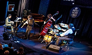 Read The Breezy Jazz Band at The Blue Note Milano