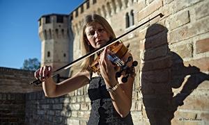 Interview with Anais Drago: Solitudo at the Gradara Castle, Fano Jazz Fest 2021