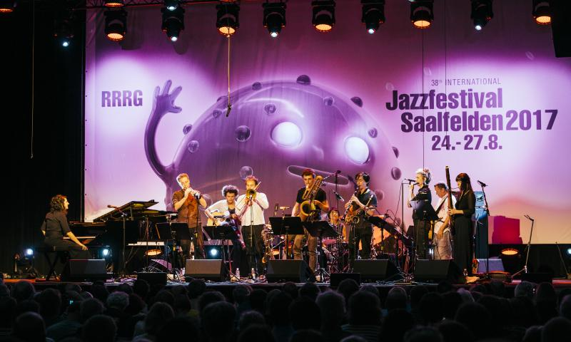 38th International Jazzfestival Saalfelden