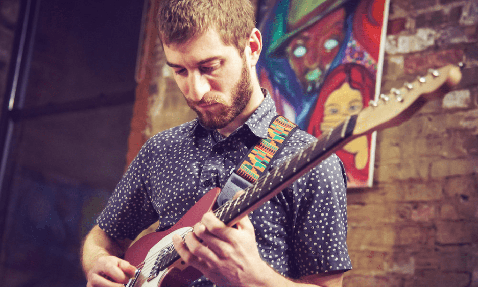 Matt Gold: A Guitarist in Songwriter's Disguise