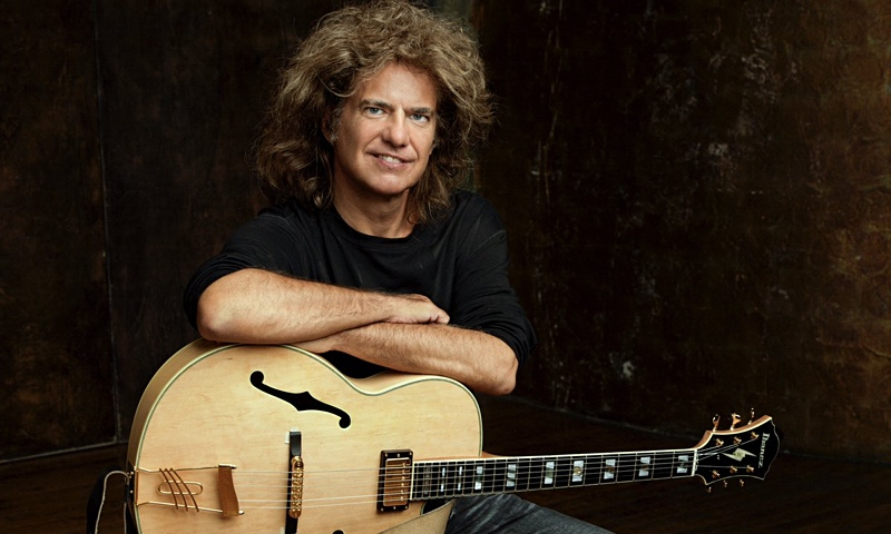 Pat Metheny: Driving Forces