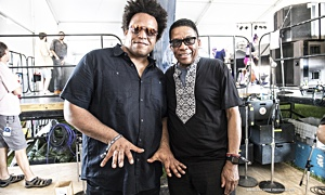 Interview with 2019 Newport Jazz Festival
