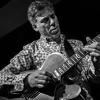 "Read Enzo Zirilli's ""Radio London"" project with Peter Bernstein at Folkclub"