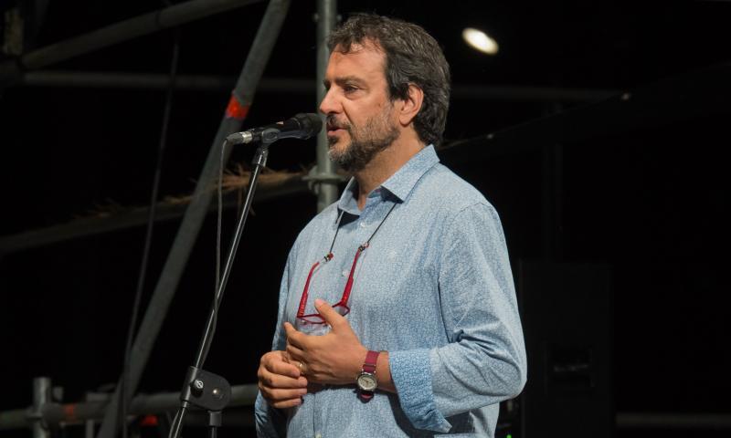 Luciano Linzi - Direttore artistico di JazzMI