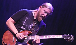 Interview with Derek Trucks: Chops, Romance & Dance