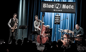 Fly Trio At Blue Note In Milan