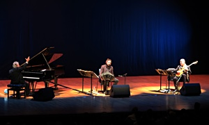 Interview with Pablo Ziegler Latin Jazz Trio at Sha Tin Town Hall