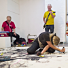 """Read """"Some Loose Assemblies 2 at the Hundred Years Gallery"""" reviewed by John Eyles"""