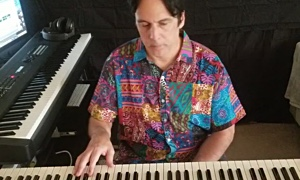 Jazz article: Take Five with Arie Salma