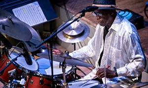 Celebrating Andrew Cyrille at the 2019 Vision Festival