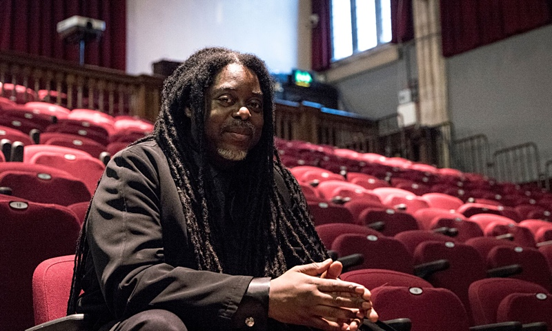 Courtney Pine: Standing on the Shoulders of Giants
