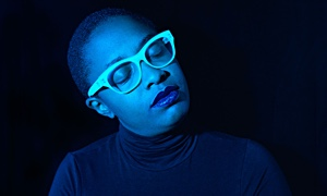 Interview with Cecile McLorin Salvant with the Aaron Diehl Trio at Dazzle
