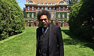 Read Dr. Cornel West: A Real-Life Superhero