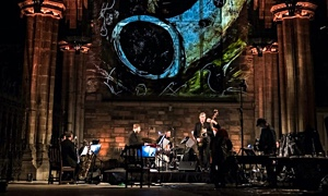 Interview with Scottish National Jazz Orchestra Plays Ayler at St. Giles' Cathedral