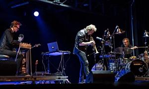Nils Petter Molvær at the 2018 Torino Jazz Festival