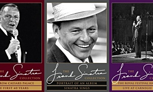 Read New Sinatra DVD Collection: Beautiful Stories in Song