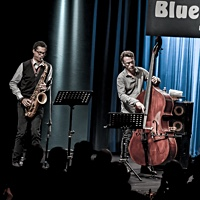 "Read ""Fly Trio At Blue Note In Milan"""