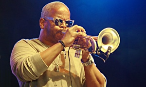 Interview with Terence Blanchard and E-Collective at Ardmore Music Hall