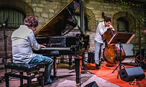 Interview with Reis-Demuth-Wiltgen Trio in Ancona Summer Jazz 2019