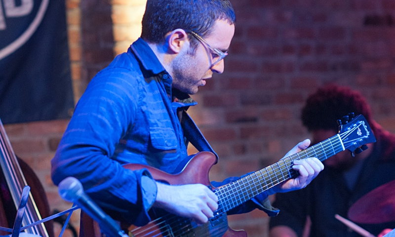 Todd Neufeld: Transcending the Limits of Sound