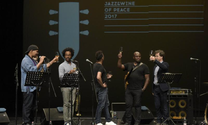 Jazz & Wine Of Peace Festival 2017
