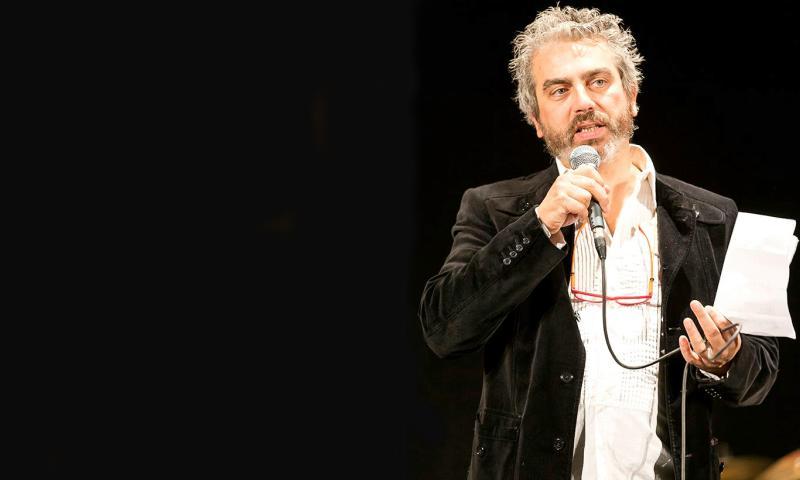 Antonio Ribatti - Direttore Artistico di Ah-Um Jazz Festival