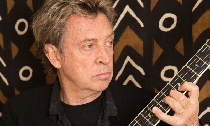 Andy Summers: Creating Light from Dark