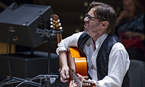 "Read Al Di Meola trio ""Opus & More"" at Cremona Jazz Festival 2019"