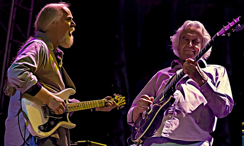 John McLaughlin's American Farewell Tour with Jimmy Herring