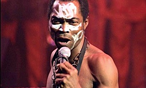 Read Fela Kuti: King Grenade