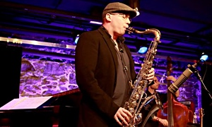 Interview with The Brian McCarthy Quartet At FlynnSpace