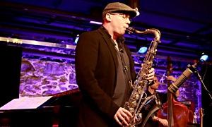 The Brian McCarthy Quartet At FlynnSpace