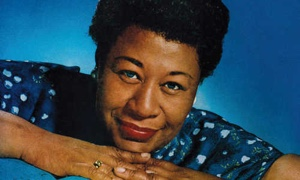 Interview with Ella Fitzgerald sings the Rodgers and Hart Song Book