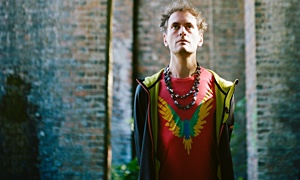Interview with Green Man Interviews: Alabaster DePlume