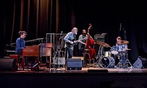 John Scofield Combo 66 at the 2018 Padova Jazz Festival